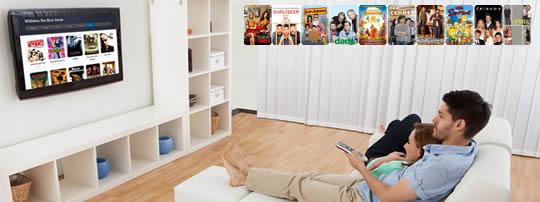 Entspannt online fernsehen